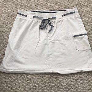 Lands End Short Skirt